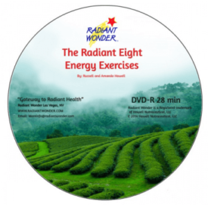 radiant eight energy exercises dvd