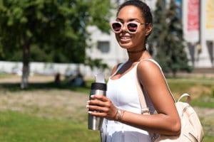 Rejuvenation Program - Woman Hot Water